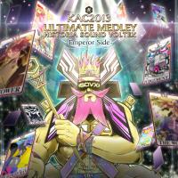 KAC 2013 ULTIMATE MEDLEY -HISTORIA SOUND VOLTEX- Emperor