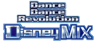 DanceDanceRevolution Disney MIX.png